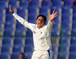 Mystery Spinner? Saeed Ajmal ran England ragged as Pakistan whitewashed England 3-0 in the UAE.
