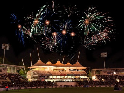 Cricket Fireworks