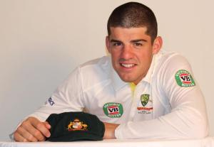 Moises Henriques is set to become Australia's 432nd Test cricketer.
