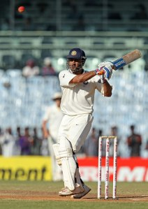 Leading from the front...MS Dhoni on his way to an unbeaten 206.