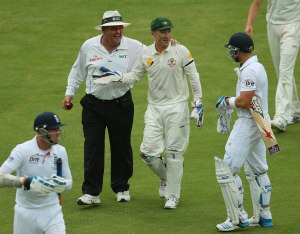 Tensions flare in contrasting series for both Haddin and Prior.