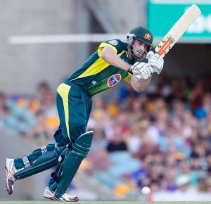 A surprise inclusion... Shaun Marsh is named in recent Test squad to tour South Africa.
