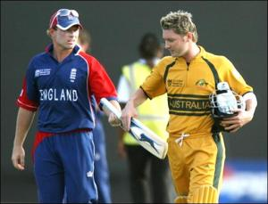 Ian Bell and Michael Clarke are the sole survivors from the 2005 Ashes series.