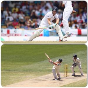 The form of the aggressive Jos Buttler and David Warner are key to the Ashes.