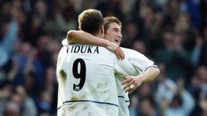 Australian's Harry Kewell and Mark Viduka both enjoyed stints at Yorkshire club Leeds United.