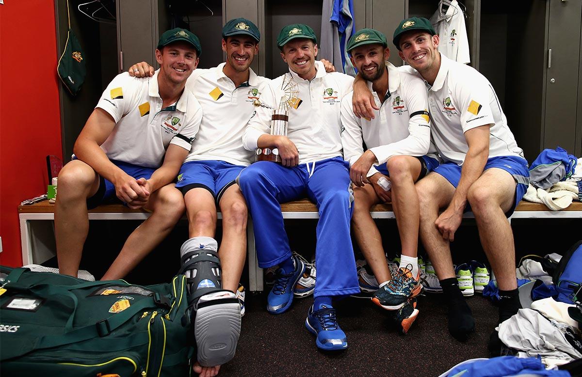 Fast bowling cartel - Cricket Australia