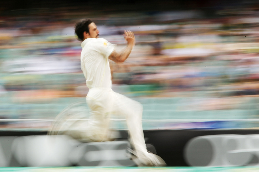 Mitchell Johnson retires 3