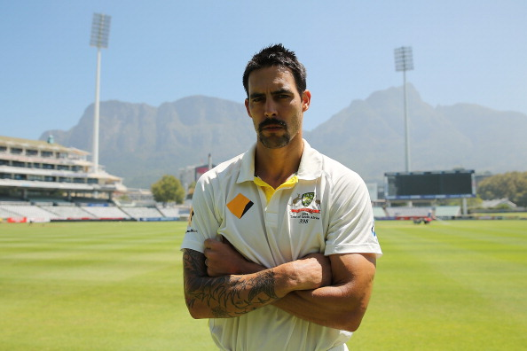 Mitchell Johnson Portrait Session