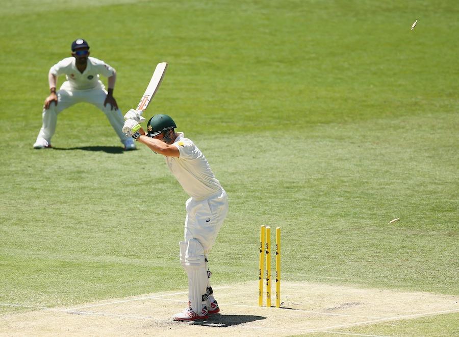 2nd Test - Australia v India: Day 3