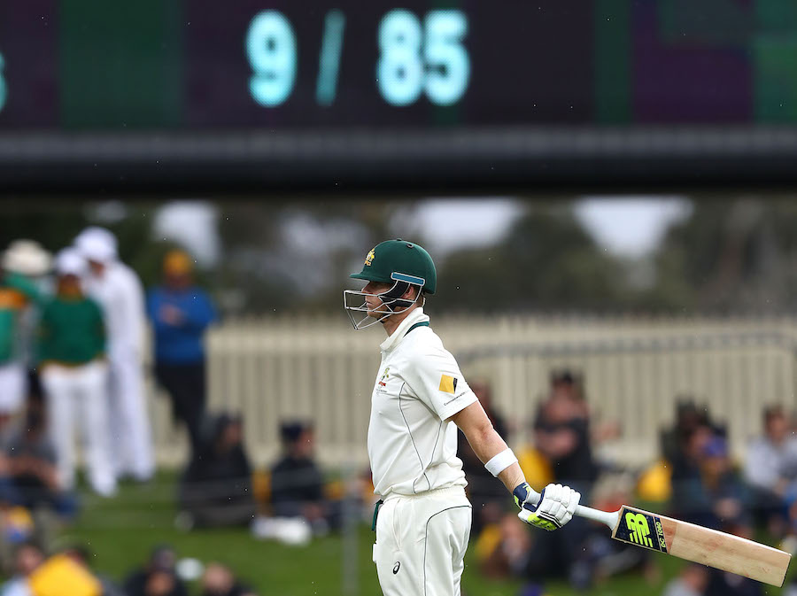Australia v South Africa - 2nd Test: Day 1