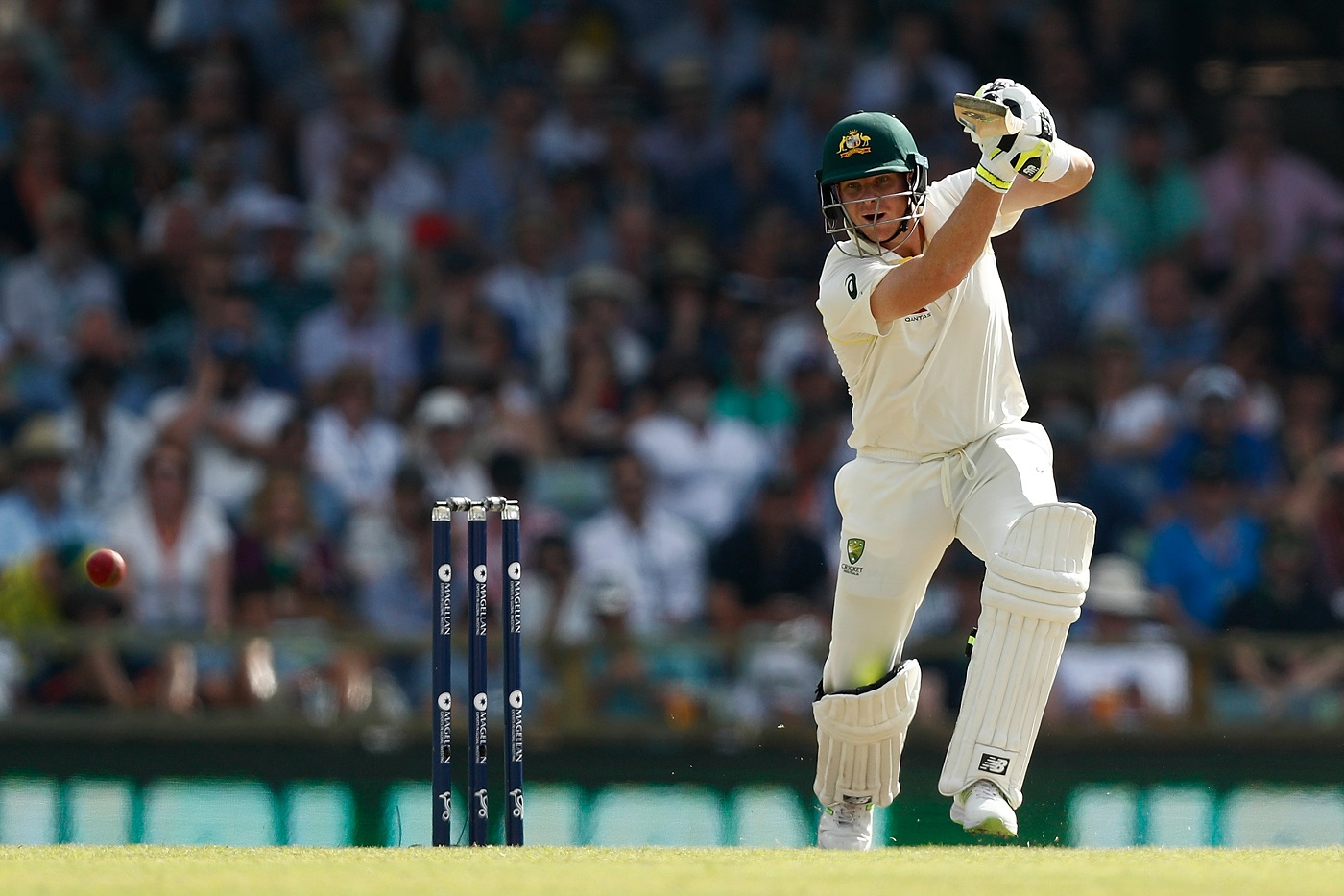 Australia v England - Third Test: Day 2