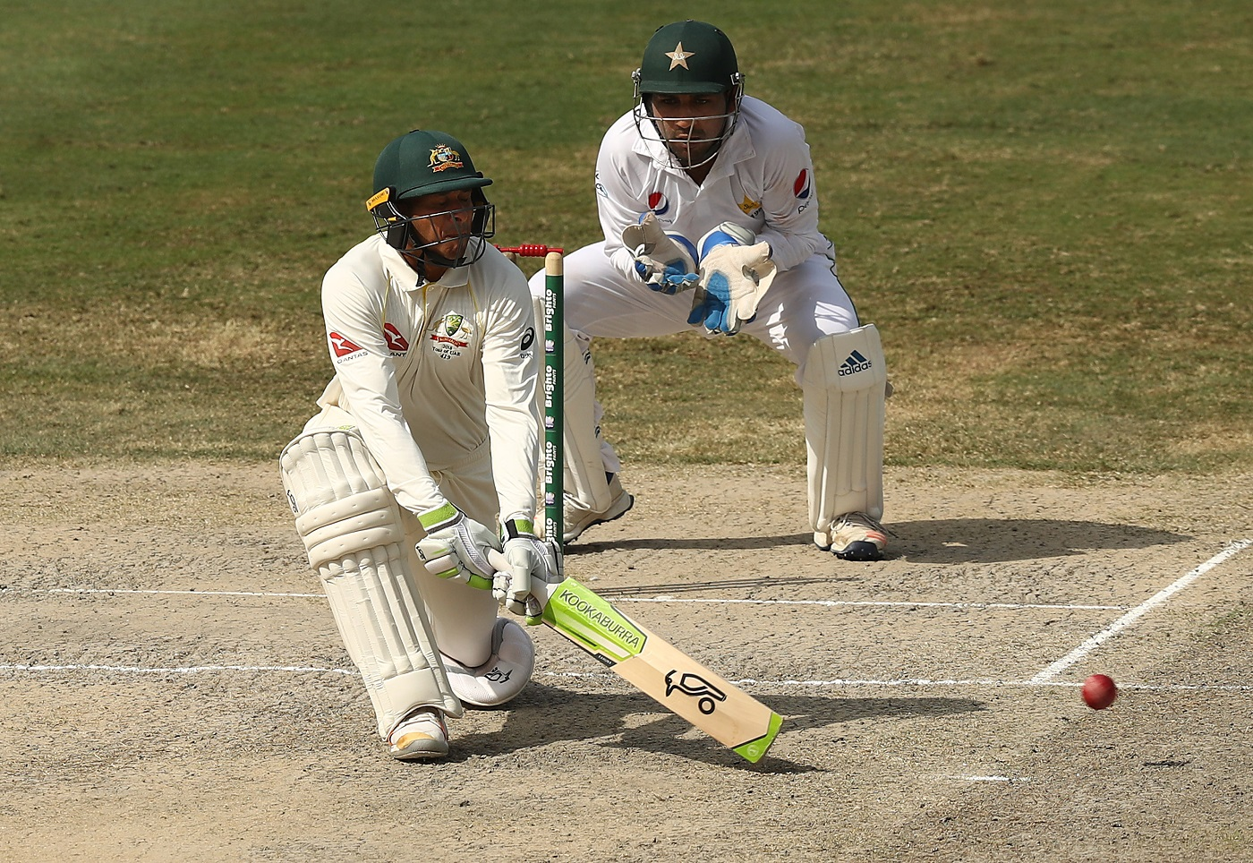 Pakistan v Australia: 1st Test - Day Four