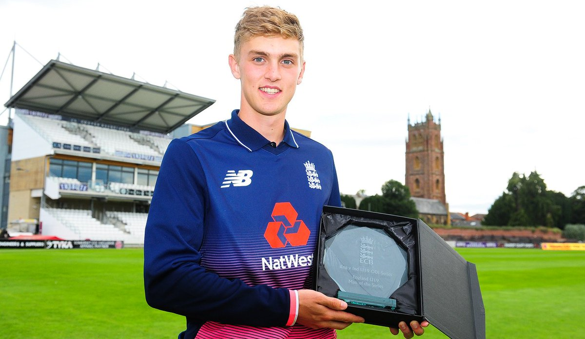 Tom Lammonby somerset ccc