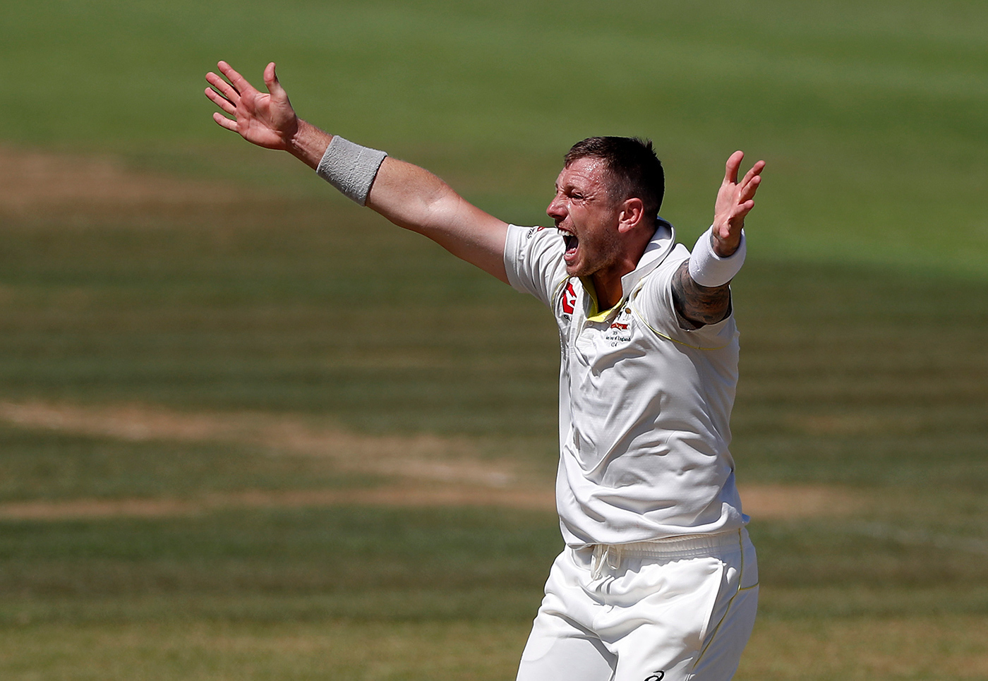 james pattinson getty